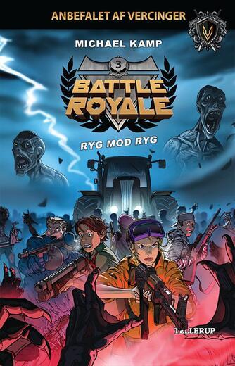 Michael Kamp (f. 1974): Battle royale - ryg mod ryg