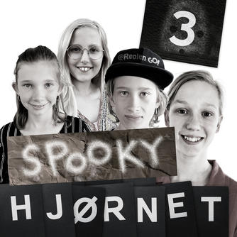 : Advarsel - læs den ikke om aftenen : Læsehjørnet bliver til Spookyhjørnet
