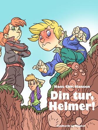Hans Chr. Hansen (f. 1949): Din tur, Helmer!
