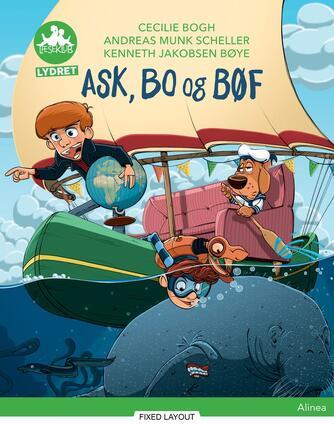 Cecilie Bogh: Ask, Bo og Bøf