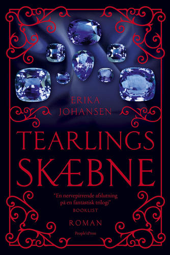 Erika Johansen: Tearlings skæbne : roman