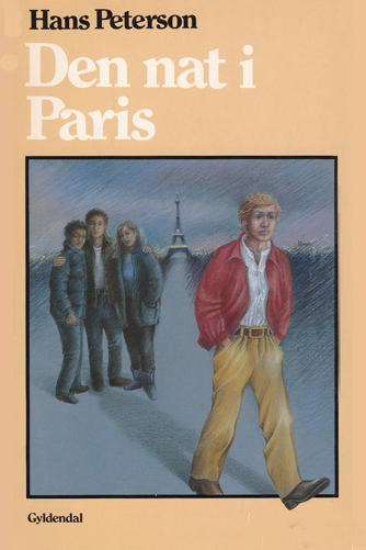 Hans Peterson: Den nat i Paris