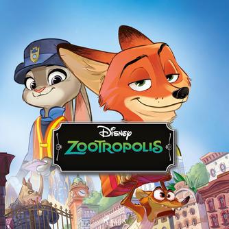 : Disneys Zootropolis