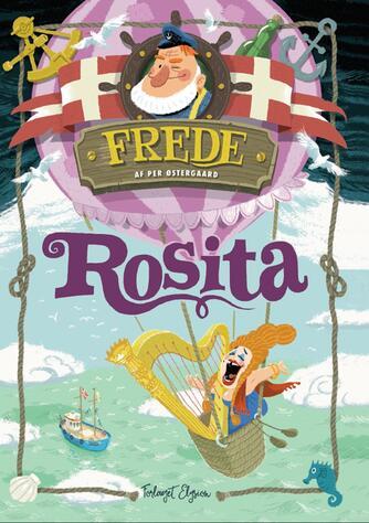 Per Østergaard (f. 1950): Frede - Rosita