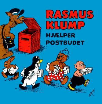 Carla Hansen (f. 1906): Rasmus Klump hjælper postbuddet