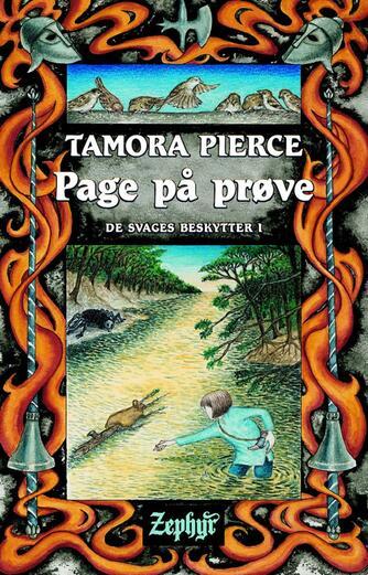 Tamora Pierce: Page på prøve