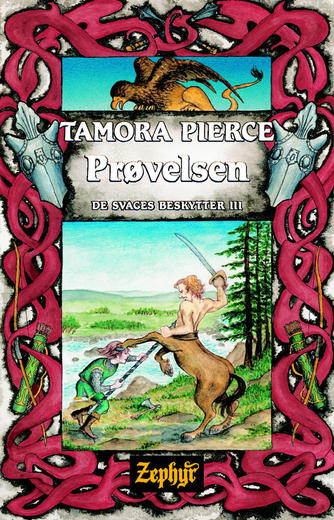 Tamora Pierce: Prøvelsen