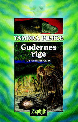 Tamora Pierce: Gudernes rige