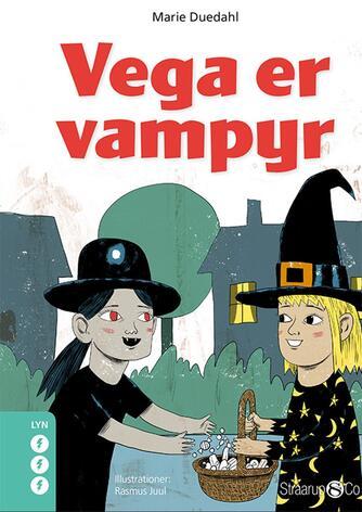 Marie Duedahl: Vega er vampyr