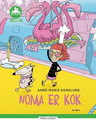Anne-Marie Donslund: Noma er kok