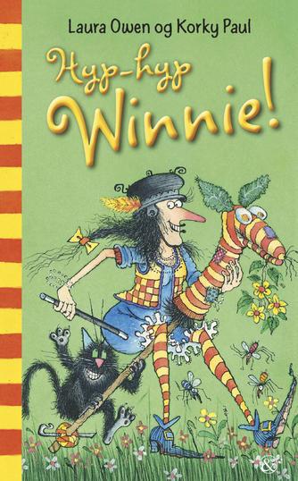 Laura Owen: Hyp-hyp Winnie!