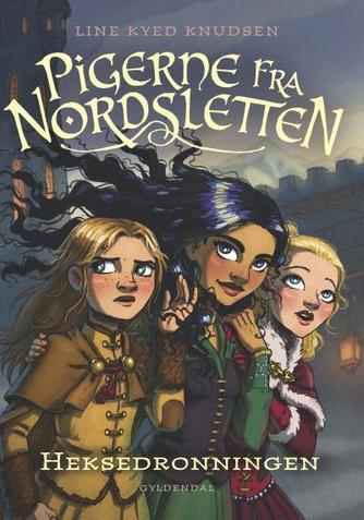 Line Kyed Knudsen: Heksedronningen