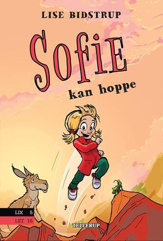 Lise Bidstrup: Sofie kan hoppe