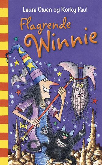 Laura Owen: Flagrende Winnie