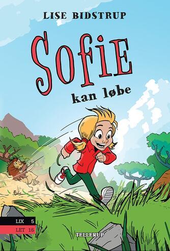 Lise Bidstrup: Sofie kan løbe