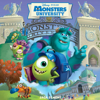 Lisa Marsoli: Disneys Monsters University