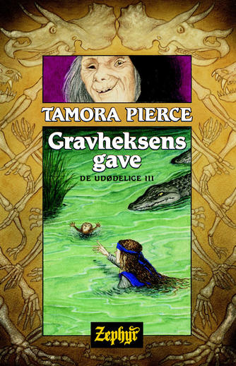 Tamora Pierce: Gravheksens gave