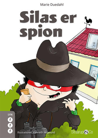 Marie Duedahl: Silas er spion