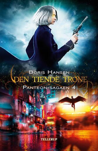 Boris Hansen: Den tiende trone