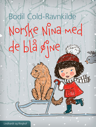 Bodil Cold-Ravnkilde: Norske Nina med de blå øjne