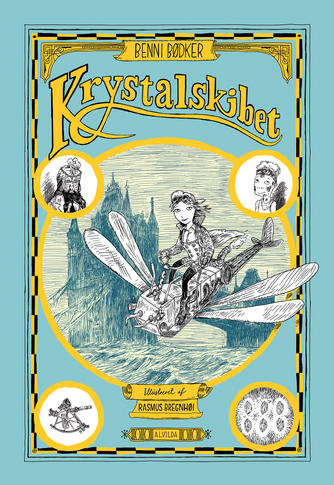 Benni Bødker: Krystalskibet