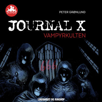 Peter Grønlund (f. 1970-04-11): Journal X - vampyrkulten