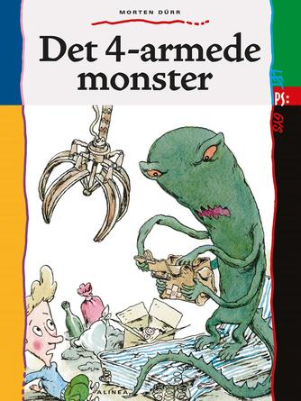Morten Dürr: Det 4-armede monster