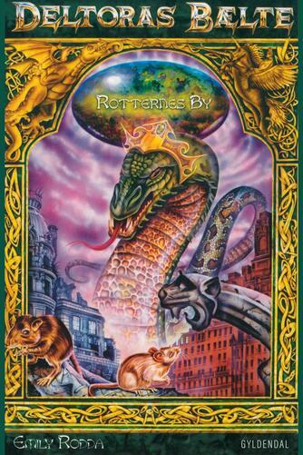 Emily Rodda: Rotternes By