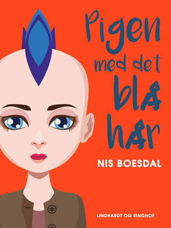 Nis Boesdal: Pigen med det blå hår