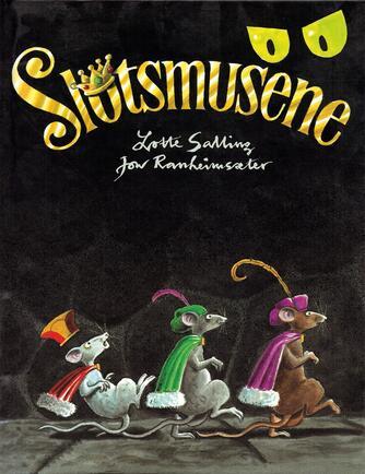 Lotte Salling: Slotsmusene