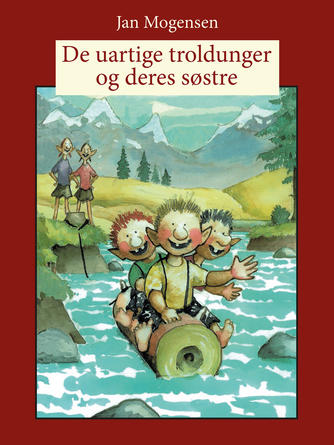 Jan Mogensen (f. 1945): De uartige troldunger og deres søstre