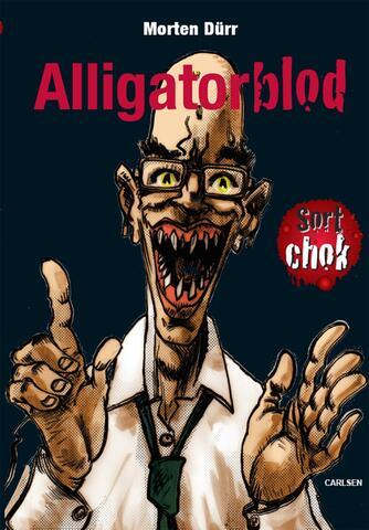Morten Dürr: Alligatorblod