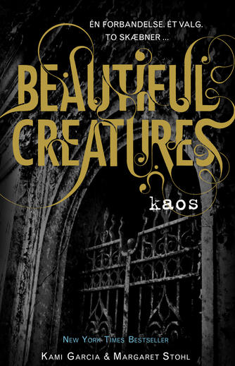 Kami Garcia: Beautiful creatures - kaos