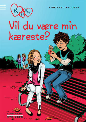 Line Kyed Knudsen: Vil du være min kæreste?