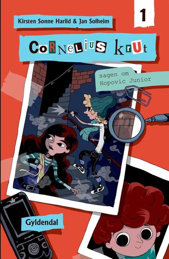 Kirsten Sonne Harild: Cornelius Krut. 1, Sagen om Hopovic Junior