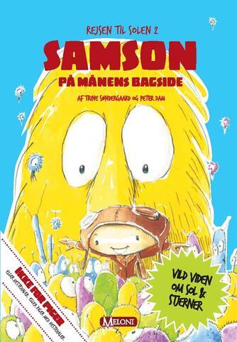 Trine Søndergaard (f. 1971-02-08): Samson på månens bagside