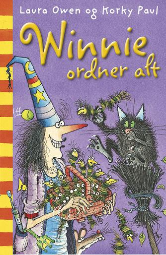 Laura Owen: Winnie ordner alt