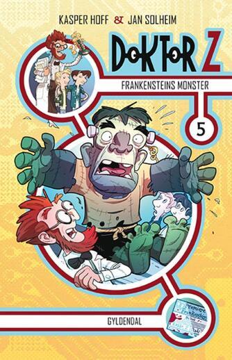 Kasper Hoff: Frankensteins monster