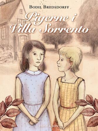 Bodil Bredsdorff: Pigerne i Villa Sorrento