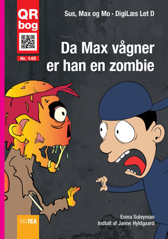 Esma Suleyman: Da Max vågner, er han en zombie : QR bog