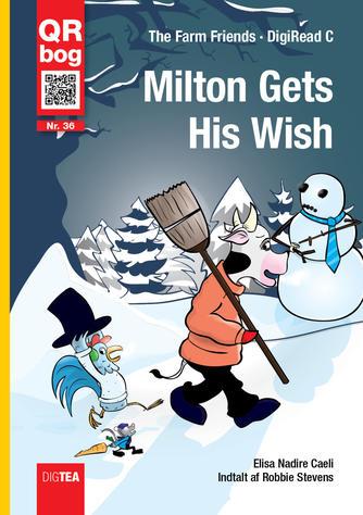 Elisa Nadire Caeli: Milton gets his wish