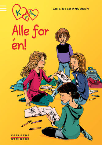 Line Kyed Knudsen: Alle for én!