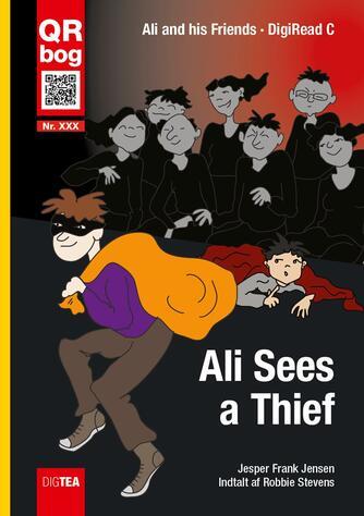 Jesper F. Jensen: Ali sees a thief
