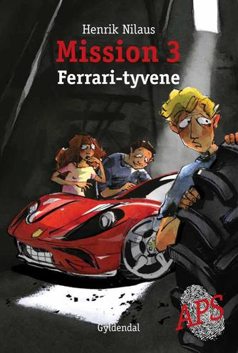 Henrik Nilaus: Mission 3 - Ferrari-tyvene