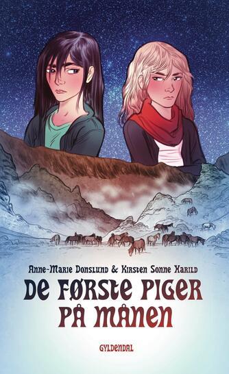 Anne-Marie Donslund: De første piger på månen
