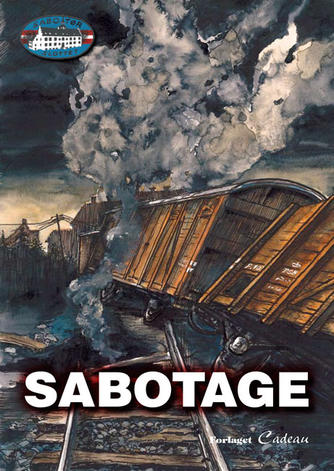 Jørgen Hartung Nielsen: Sabotage