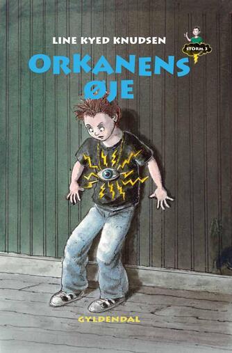 Line Kyed Knudsen: Orkanens øje