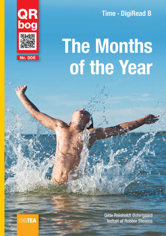 Ditte Reinholdt Østergaard: The months of the year