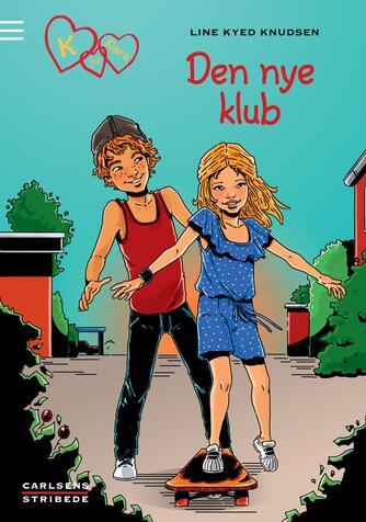 Line Kyed Knudsen: Den nye klub