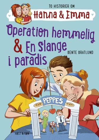 Bente Bratlund: Operation hemmelig & En slange i paradis